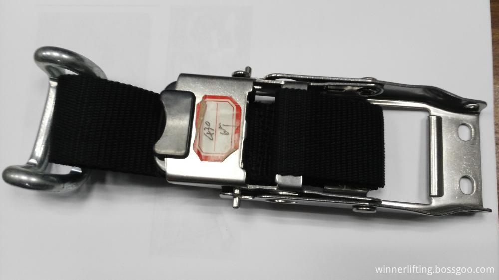 Overcenter buckle straps OB8004