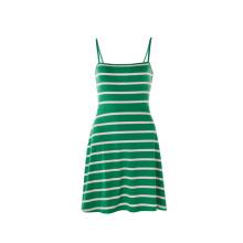 New Custom Girl Dress for Summer Fashion Casual Women Slip Dress Stripes