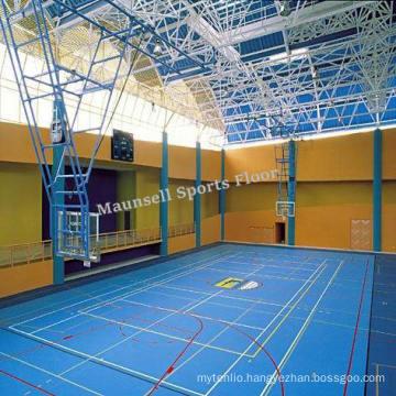 Indoor Plastic Basketball Sports Flooring