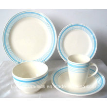 Spring Design Porcelain Dinnerware (Set)