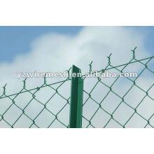 Eslabón de eslabón de cadena / valla de eslabón de cadena