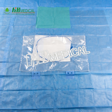 surgical Laparotomy/C-section pack for hospital