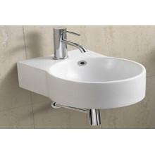 Керамическая настенная ванночка для ванны (1054A)