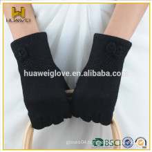 2015 Fashion Daily Life cheap wool gloves for Ladies