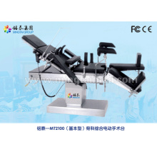 Operating table electric motor