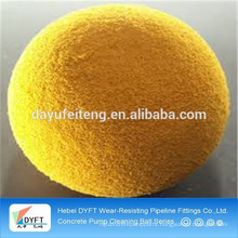 Putzmeister pipe cleaning sponge ball
