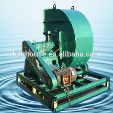 Soplador de aire de alta presión y escape por succión
