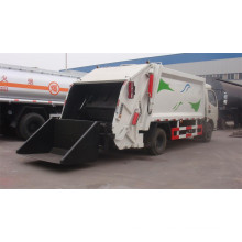 China 4X2 5cbm Compressed Garbage Truck with 120HP