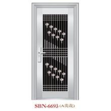 Edelstahltür für draußen Sonnenschein (SBN-6693)