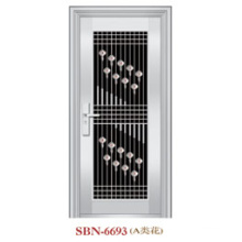 Stainless Steel Door for Outside Sunshine (SBN-6693)
