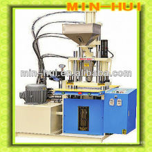 Vertical hydraulic clamping injection moulding machine small cheap price