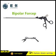 Pinzas laparoscópicas bipolares