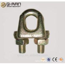 Takelage U.S. Hardwaretyp Gießen formbar Drahtseil Clip Typ A