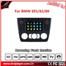 Pure Android 5.1 reproductor de DVD del coche de la base del patio para BMW E81 / 82/88 Radio Bt reproductor de DVD del coche universal teledirigido