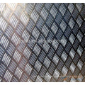 Factory supplier aluminum diamond plate mirror diamond embossed aluminum plate / sheet several types optional