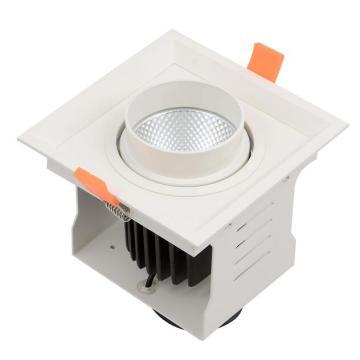 Luz de la parrilla del techo de Downlight LED del techo de Dimmable de la venta caliente