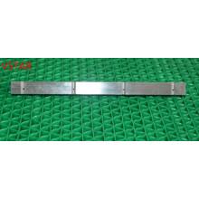 CNC подвергая механической обработке алюминиевых деталей для систем автоматизации