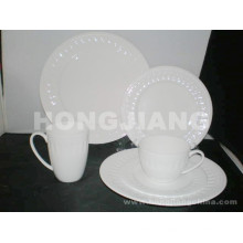 Ensemble de dîner en ossée en Chine (HJ068009)