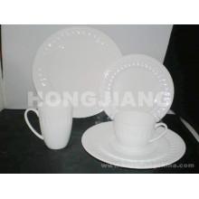 Костяного фарфора Набор посуды (HJ068009)
