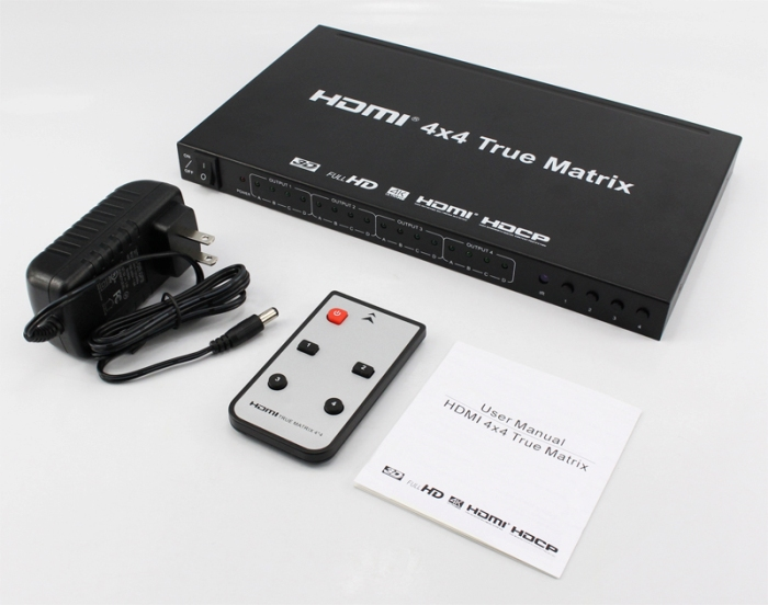 Hdmi True Matrix