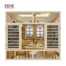 Алюминиевые стеклянные двери и окна индивидуальные последние конструкции окон