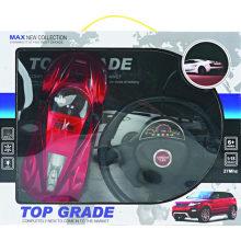Автомобиль игрушки RC автомобиля дистанционного управления колеса