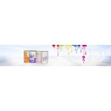 Hochwertiger transparenter Etikettenaufkleberdruck