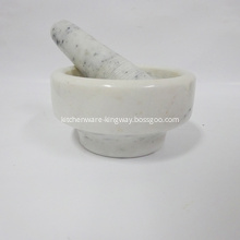 Marble Pepper Mill