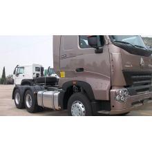 Caminhões da cabeça do trator de Sinotruk 420hp 6X4