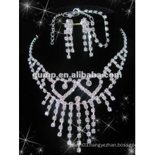 Latest bridal wedding jewelry set (GWJ12-533)