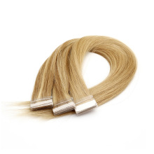 Customized Color High Quality Double Drawn Tape Hairs Extension Human Virgin Tape in Hair