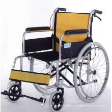 Manual 2.0mm aluminio perfecta aleación marco silla sillas de ruedas