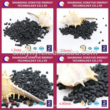 water filter used column activated carbon for purification