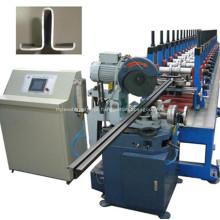 máquina de prensagem de trilho de guia de elevador oco