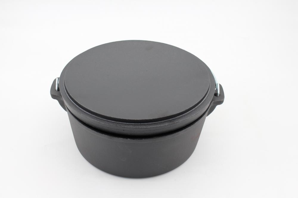 Pre Seasoned Cast Iron Cookware