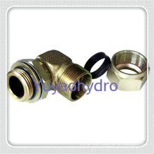 Adjustable Elbow Fitting with Lock Nut Einstellbarer