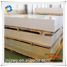 jinzhao 0.6mm sublimation coated aluminum sheet