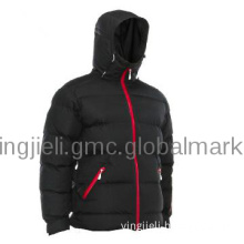 High quality snow wear man ski jacket