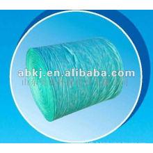 médias de filtre à airF5 F6 F7 F8 F9 Sacs filtrants F8 matériau filtrant