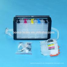 T3351 sistema de tinta ciss con chip de reinicio para impresora epson t33 t33xl xp830 xp630 xp635 xp540 xp640 xp645 xp530 xp900