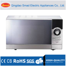 25L 900W Mechanical Desktop Microwave Oven