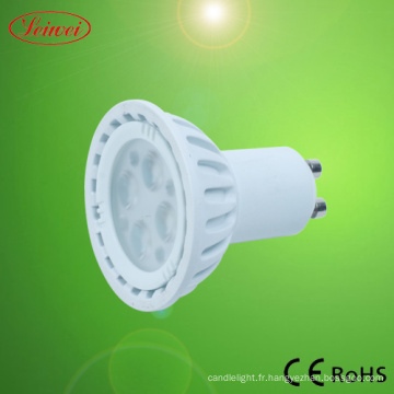 La Chine LED GU10 Globe Spot Light