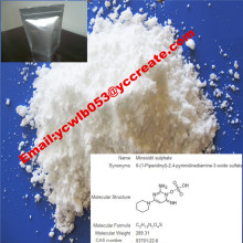 Pharmaceutical Material Anti-Hair Loss Minoxidil CAS: 38304-91-5 for Antihypertensive