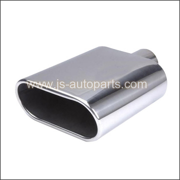 2`` SQUARE ROLLED IN EXHAUST TAIL PIPE TRIM TIP