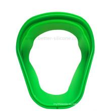Máscara de Venturi de Silicona Mascarilla Oral-Nasal para Respirador