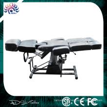 Cadeira de massagem profissional cadeira de tatuagem de alta qualidade massager cadeira equipamento de salão de beleza