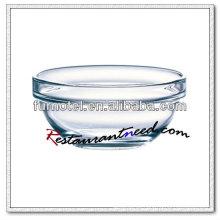 D205 Glas Salatschüssel