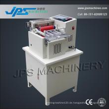 Jps-160 Klett-Haken und Schleife, Kleber Klettband Cutter Machine