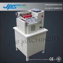 Jps-160 Velcro Gancho e Loop, máquina de cortador de fita adesiva Velcro