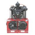 Compresseur d'air 3.0Mpa avec courroie trapézoïdale entraînée pour réduire le bruit de fonctionnement